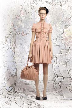 Sfilata RED Valentino New York - Collezioni Autunno Inverno 2012-13 - Vogue