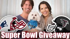 Giant SUPER BOWL Makeup GIVEAWAY