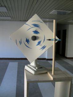 fan drawing machine