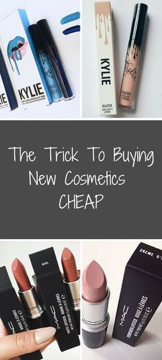 Sale Happening Now! Shop new cosmetics at up to 70% off retail prices! Click image to shop Poshmark for all the latest deals. As seen on Good Morning America and Cosmopolitan.