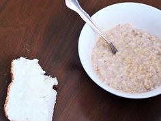 """Anytime I mention that we breakfast on oatmeal cooked overnight in the crockpot I get asked for my recipe.I don't know if this qualifies as a """"recipe"""" but here's how I do it. I start with steel cu..."""