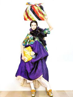 Fashion into Art - Cahier de Seoul