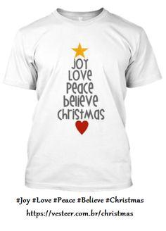 #Joy #Love #Peace #Believe #Christmas