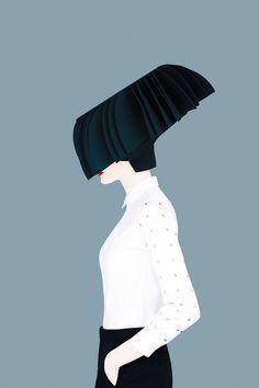 Striking Fashion Portraits By Erik Madigan Heck – iGNANT.de