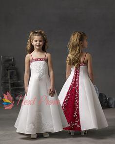 Celtic Flower Girl Dresses