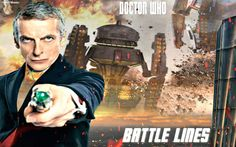 Doctor Who: Battle Lines by Shadrach-DelMonte on deviantART