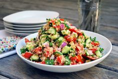 The Wonderous Quinoa: The Gluten-Free Pseudo Grain | Family Spice