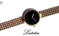 Uno smartwatch dedicato al mondo femminile OMATE LUTETIA #omatelutetia #smartwatch