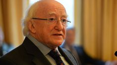 Michael D Higgins signs  Thirty-Fourth Amendment following marriage referendum