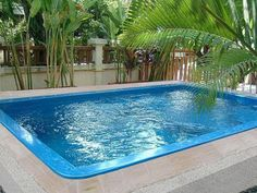 Small Design Fiberglass Inground Swimming Pools Ideas