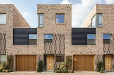 Abode, Great Kneighton, Proctor and Matthews Architects