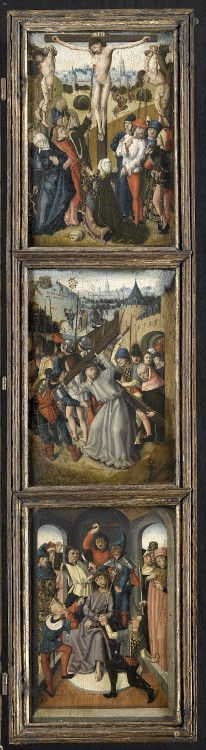 Retable de La Passion de Kalkar | Musée de Cluny