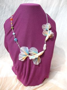 collana con carpa Koi sogno arcobaleno Koi by MorriKoiDream, €17.00