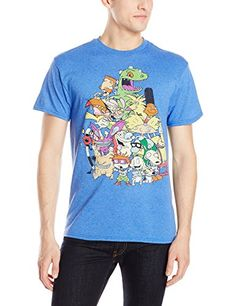 Nickelodeon Men's Nicktoons Supergroup T-Shirt, Royal Heather, 2X-Large Nickelodeon http://www.amazon.com/dp/B00VFTTYX4/ref=cm_sw_r_pi_dp_4mzbwb0MTH12X