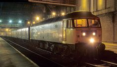 47651 On Newspaper Empties At Manchester Victoria. by neilh156, via Flickr