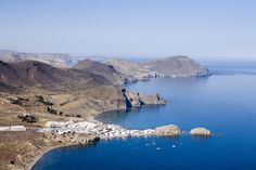 la isleta del moro, almeria