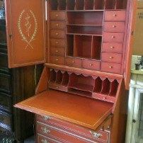 Vintage Antique Twenty Drawer Four By Vintagefabulousfinds Cubby Hole Drawerdeskwriting