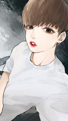 FANART FOR JUNGKOOK IS VERY WOWW