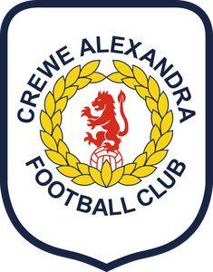 Crewe Alexandra FC, League One, Crewe, Cheshire, England Football Team Logos, Soccer Logo, Arsenal Football, Soccer Teams, Sports Logos, Football Soccer, English Football Teams, British Football, Crewe Alexandra Fc
