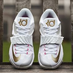 """The Aunt Pearl KD 7 releases tomorrow.  Looking to buy? See the release details on sneakernews.com"""