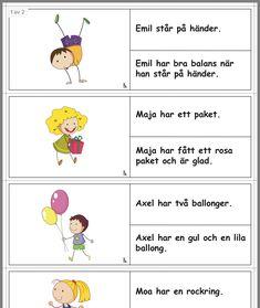 Learn Swedish, Swedish Language, Preschool, Teacher, Creative, Professor, Kindergarten, Day Care, Preschools