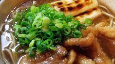 Лапша соба Камо-нанбан с луком-пореем - пошаговый рецепт