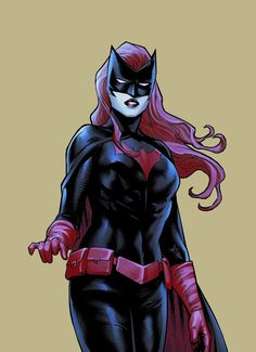 """Batwoman in Detective Comics "" Dc Batgirl, Nightwing, Marvel Comics, Marvel Dc, Catwoman, Sirens, Comic Book Superheroes, Comic Books, Batman Art"