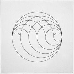 Super Ideas For Tattoo Geometric Pattern Illustrations Geometric Designs, Geometric Shapes, Geometric Circle, Circle Geometry, Arte Linear, Plakat Design, Graphisches Design, Pattern Design, Geometric Drawing