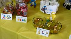 Gold Coins, 7th Birthday, Yoshi, Party Themes, Mario