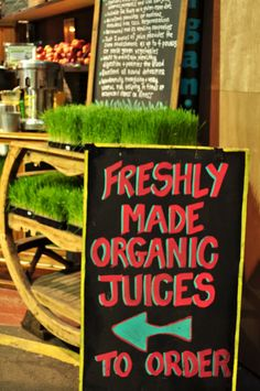 Borough Market Smoothie Bar