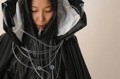 Futuristic Coat Turns Rain Into Drinkable Water