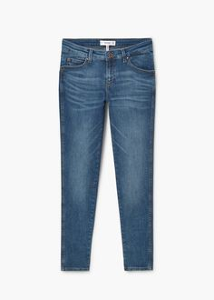 Jeans skinny push-up uptown | MANGO