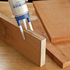 Rockler Glue Applicator Set | Rockler Woodworking and Hardware #WoodworkingTools