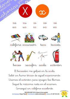 Spanish Class, I School, Rid, Letter Activities, Preschool Math Activities, Learning, Teaching Reading, Hipster Stuff, Word Reading