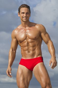David Morin for T Fabiano Beachwear, photographed by Dale Stine.