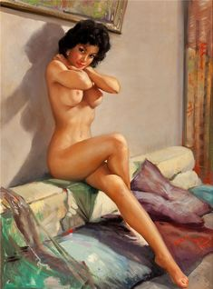 Classic pin up girls naked