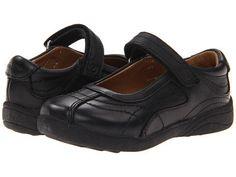 Stride Rite Claire Mary Jane in Black. #striderite #clairemaryjane #schoolshoes #uniformshoes #girlsmaryjanes #black #girls #shoes #school #toddler #youth