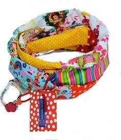 Geschenk-Set Loopschal und Armband für 6 bis 12-jährige Mädchen
