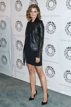 Stana Katic at CastleEvent at the Paley Center in Los Angeles, California on September, 30, 2013