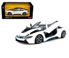 Up to 45% Off + FREE Shipping. View Available Deals and Coupons for BMW I8 White 1/24 Diecast Model Car by Rastar.