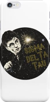 Sigma Delta Tau Harry Potter by gnkgb Phone case