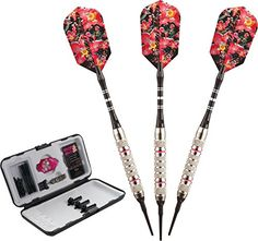 What are soft tip darts?