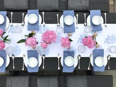 Outdoor Tablescape I