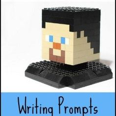 Capture your reluctant writer's interest with six new Minecraft writing prompts!