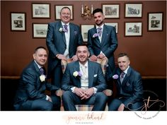 Grooms Men Prep - Why you should have a second wedding photographer