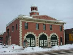 """Walterdale Playhouse,Edmonton, AB  -originally built as a firehall in the 1920's,converted to a theatre in the 1960's - """"Walt"""" the ghost is most active in the back staircase and in the Green Room - lights go on/off, phantom piano heard playing, footsteps,objects moving"""