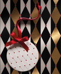 Jo Malone London | Theatre of Christmas | Scented Ceramic Christmas Ornament