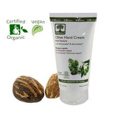 Olive Hand Cream / Rich Texture