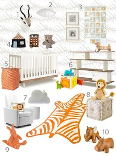 Get the Look: Dylan's Room by SISSY + MARLEY