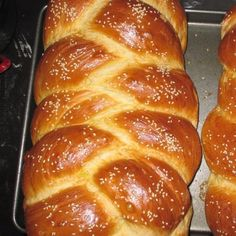 I have a two pound bread machine and use it to make the Challah dough. It freezes well. Cooking Bread, Bread Baking, Cooking Ham, Bread Food, Yeast Bread, Cooking Salmon, Cooking Turkey, Quick Bread, How To Make Bread